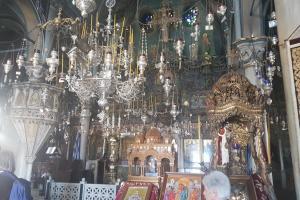 Virgin Mary Tinos - Παναγία η Μεγαλόχαρη