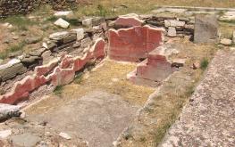 Temple of Poseidon, Kionia - Ναός του Ποσειδώνας, Κιόνια